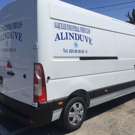 Alquiler camión isotermo de 12 metros cúbicos en Cantabria